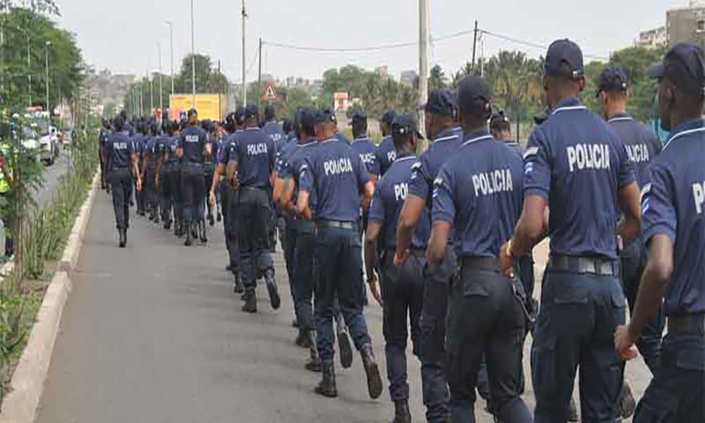 Policia Nacional da Praia mobiliza mais de 400 efectivos para as campanhas eleitorais