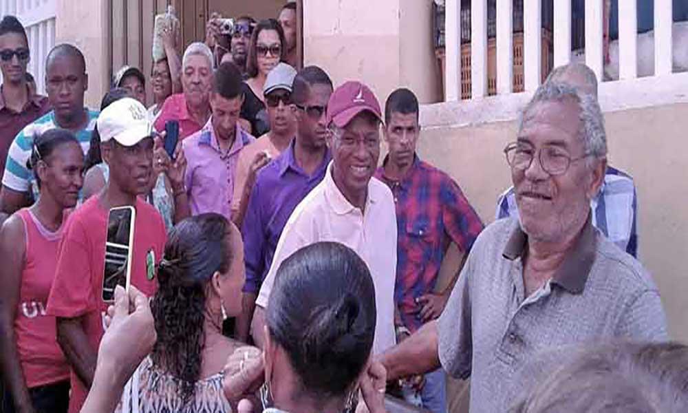Líder do MpD está na ilha do Fogo para uma visita de 24 horas