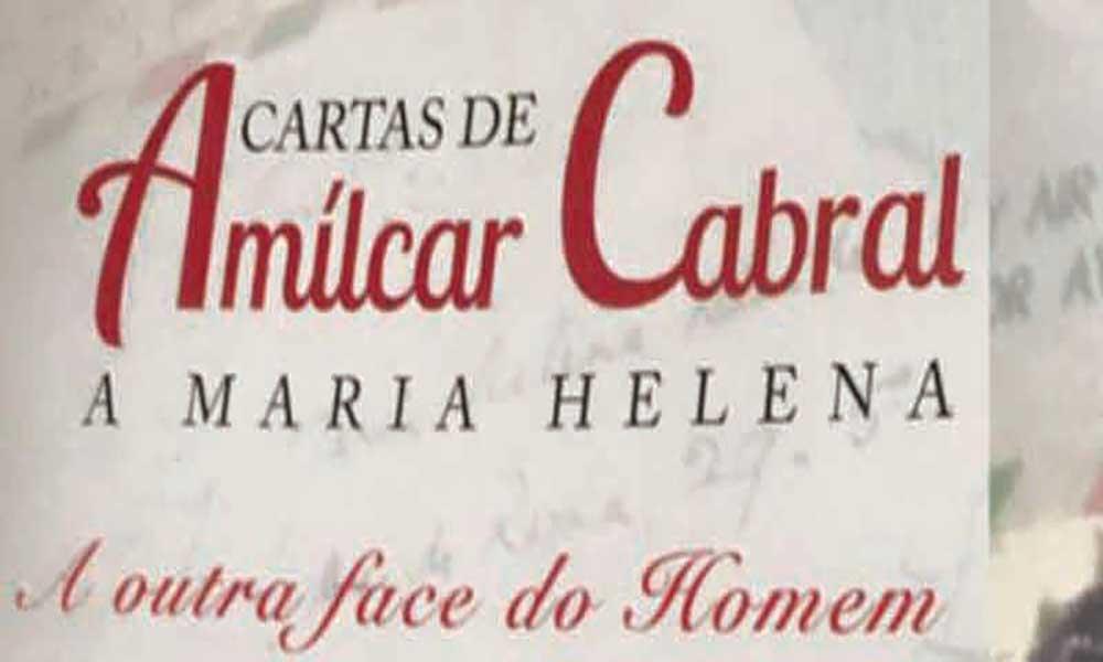"""""""Cartas de Amílcar Cabral a Maria Helena"""" apresentadas em Bissau"""