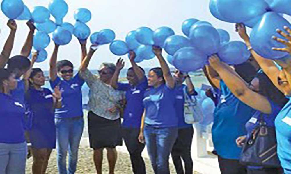 Colmeia assinala dias internacionais de Síndroma de Down e Conscientização de Autismo