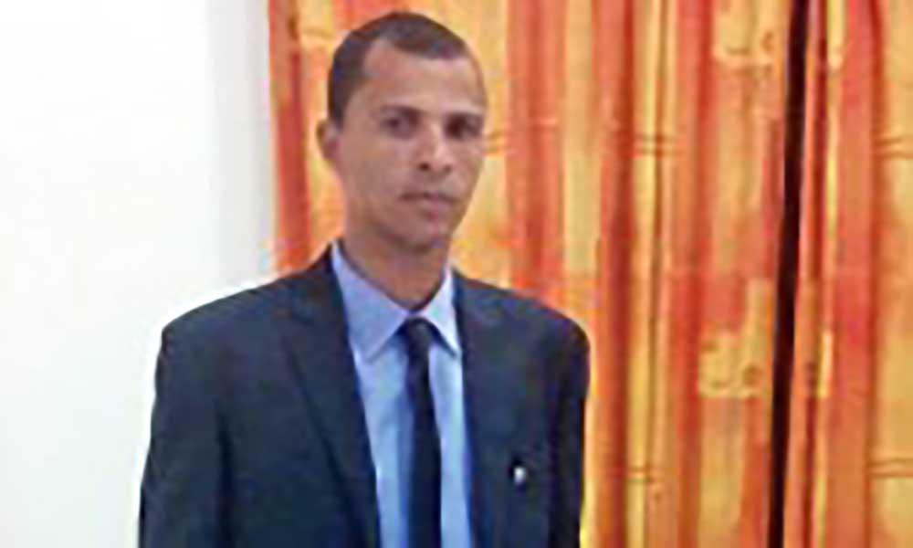 Fabrício Duarte um dos mais jovens árbitros internacionais cabo-verdianos