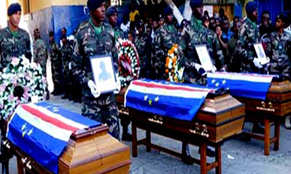 Familiares dos militares vítimas do massacre de Monte Tchota vão receber subsídio do Estado