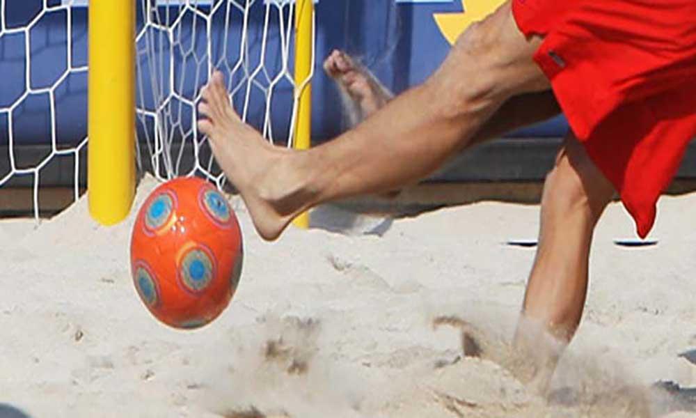 62f3ea6601 Futebol de praia  Cabo Verde goleado em casa pelo Senegal -
