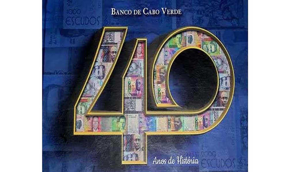 BCV lança livro para comemorar 40 anos de história