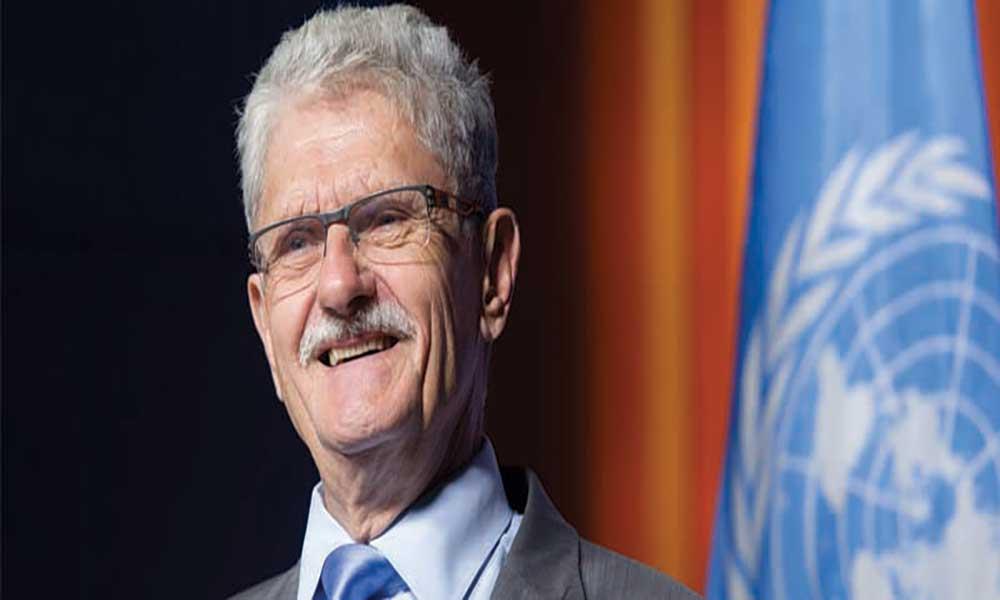 Quem deve liderar a Organização das Nações Unidas?