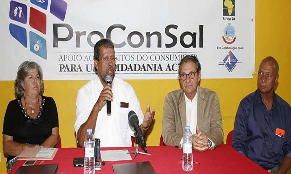 Sal: Projecto ProConSal chega ao fim