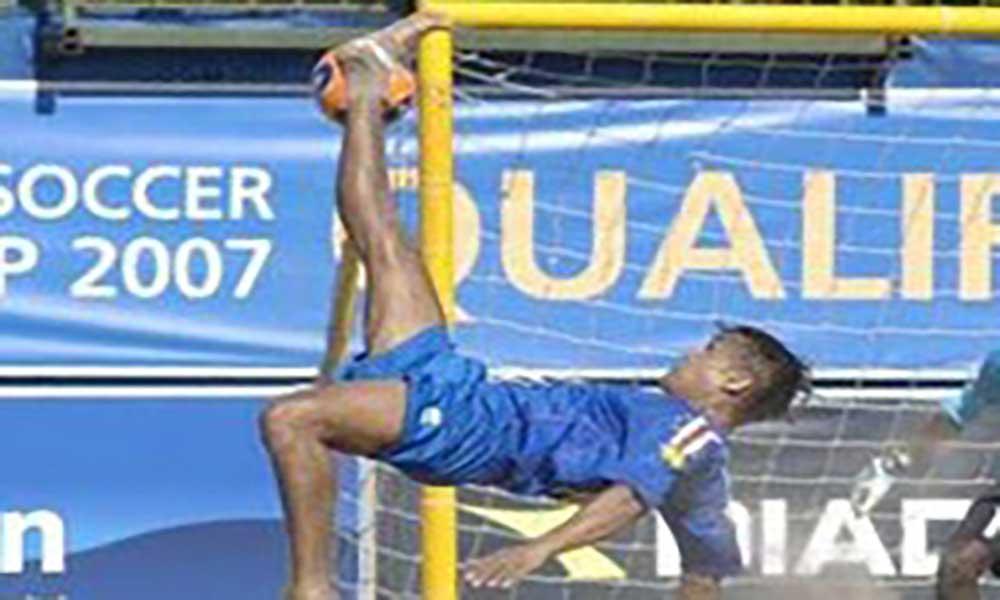 Sal Beach Soccer: Pú Brito destaca evolução de Cabo Verde