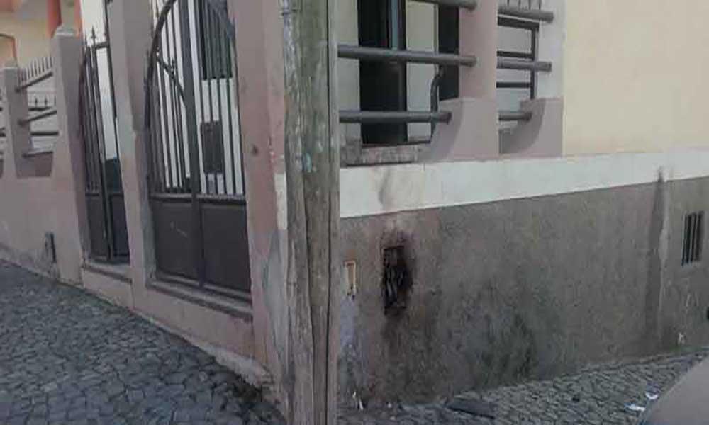 Explosão de caixa elétrica provoca ferimentos em duas alunas