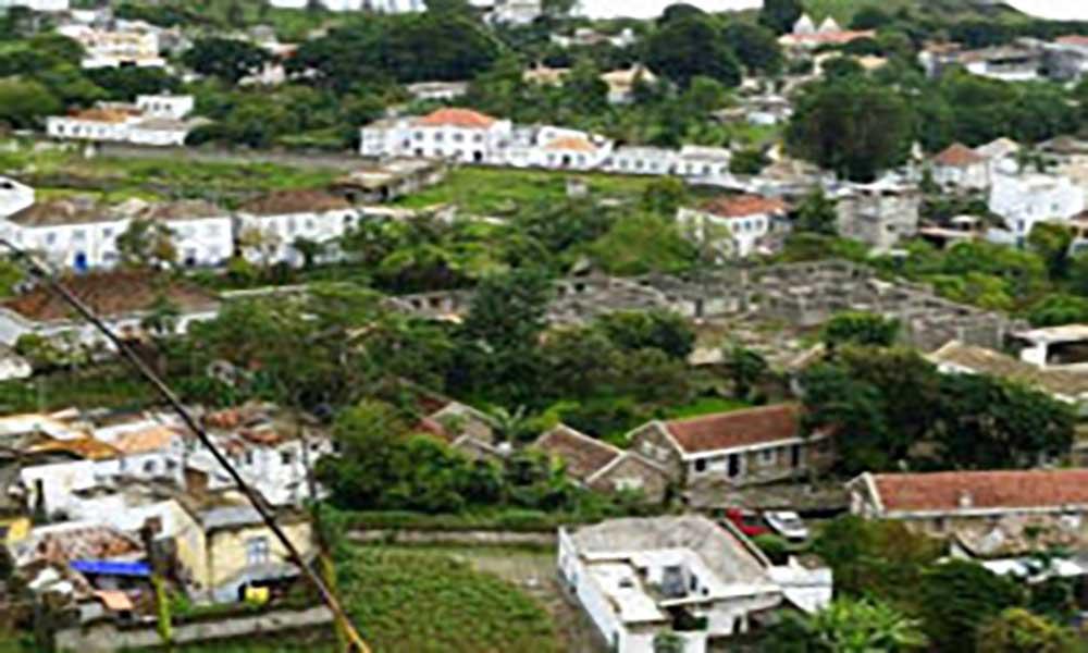 Brava: Placa desportiva na zona de Santana de Mato preparada para acolher actividades de Nha Santana
