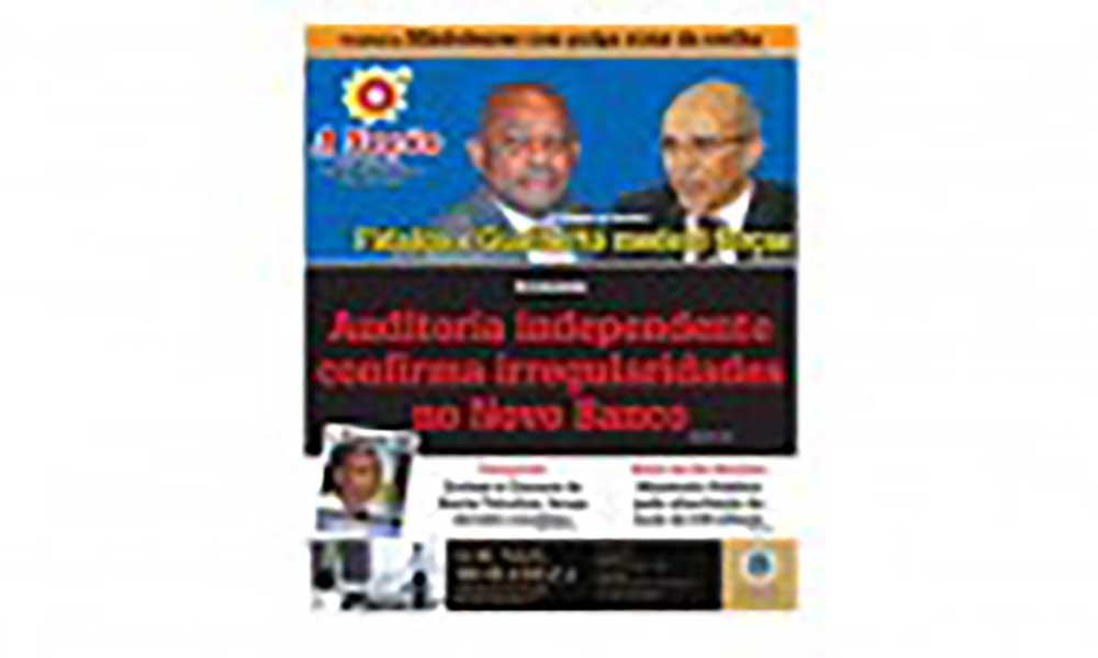 Destaques da edição 460 do Jornal A NAÇÃO