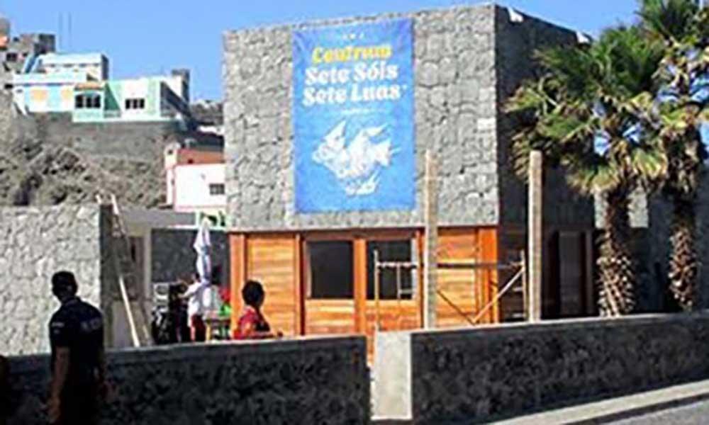 """Santo Antão: Centrum SSSL da Ribeira Grande recebe exposição de pintura """"Le Cercle de la Vie"""""""