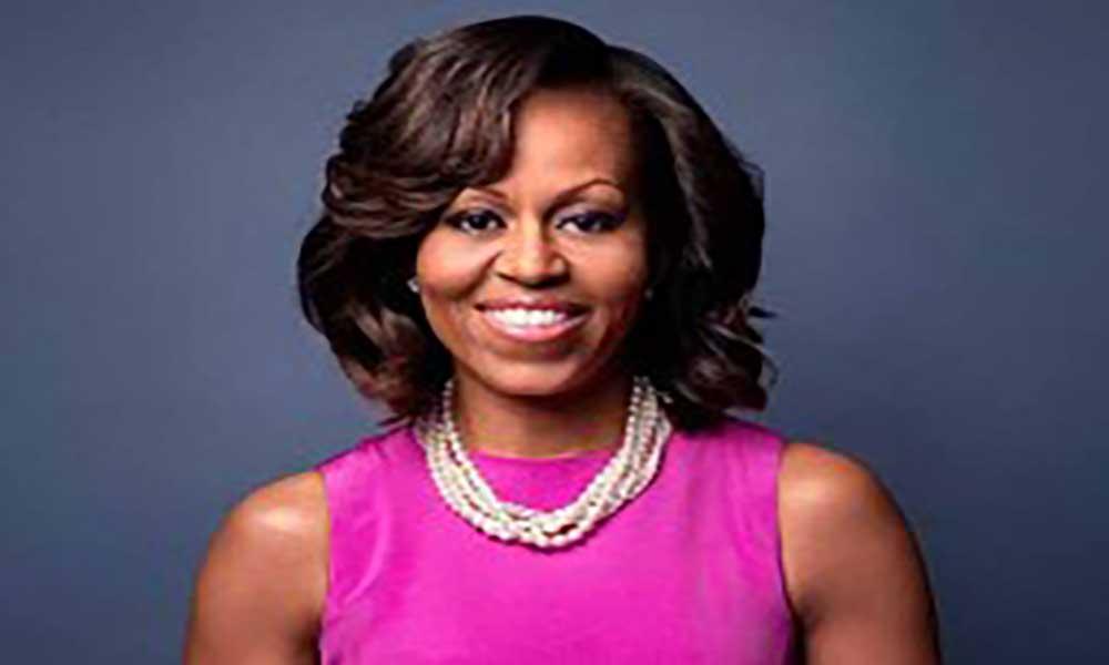 Michelle Obama faz escala no Sal e irá receber jornalistas cabo-verdianos