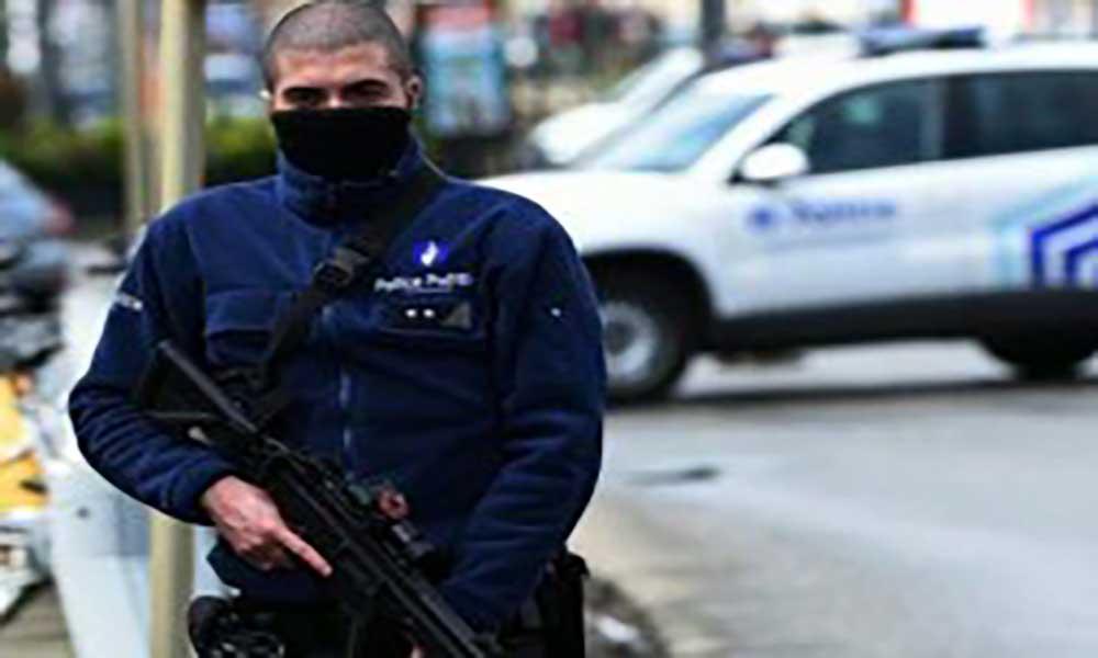 12 suspeitos de terrorismo detidos na Bélgica