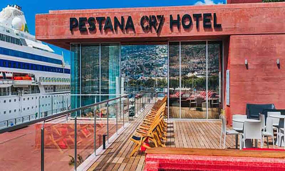 1º Hotel Pestana CR7 abre portas esta sexta-feira