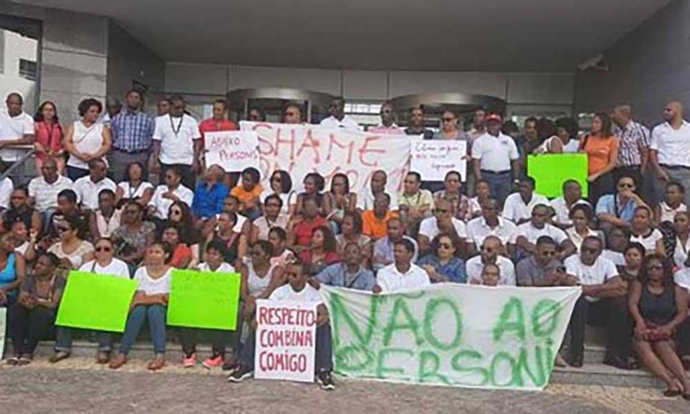 """2º dia de greve na CECV: Trabalhadores cansados de """"Sufri calado"""""""
