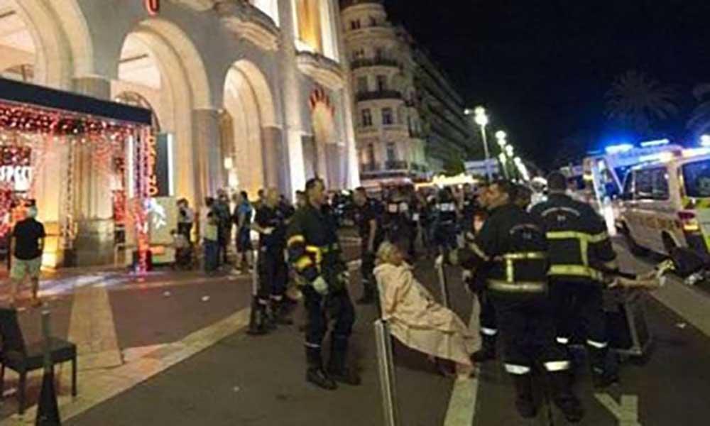 Ataque em Nice aponta para 84 mortos, 18 feridos em estado crítico