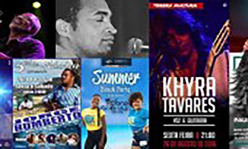 Agenda Cultural de 26 a 21 de Agosto