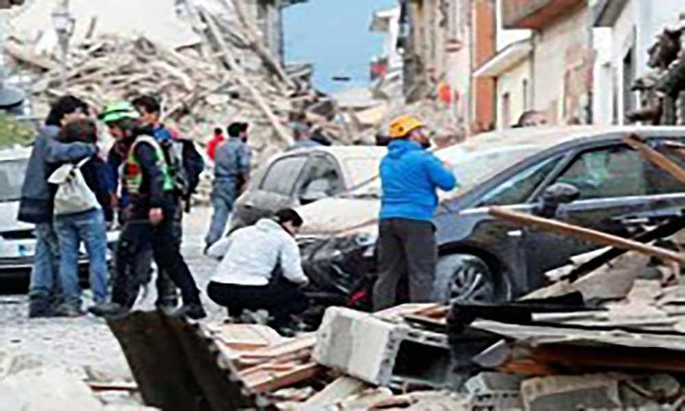Centro de Itália: Forte sismo faz dezenas de mortos