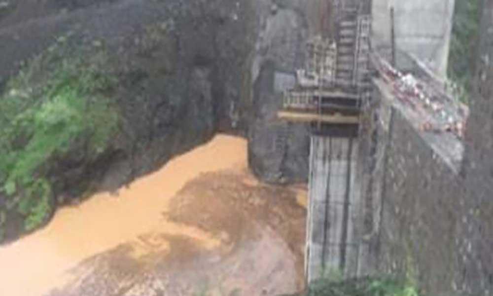 São Miguel: Barragem de Flamengos recebe as primeiras cheias