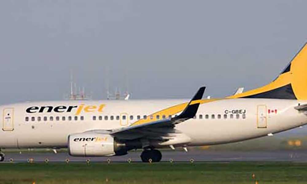 Charters de Cabo Verde e Porto Santo passam a ser em avião da Enerjet