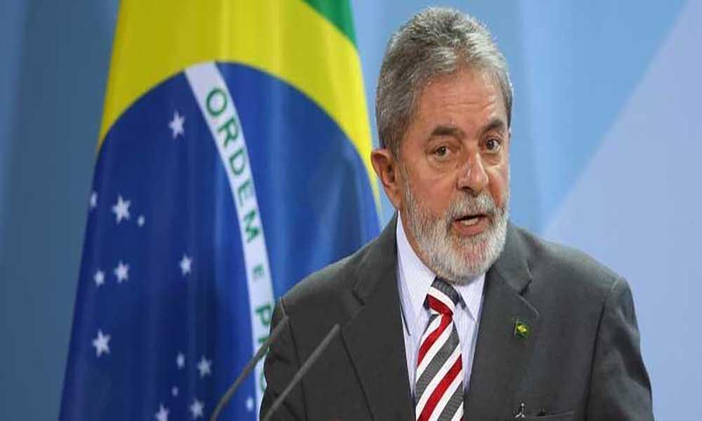 Procuradora-geral do Brasil impugna candidatura presidencial de Lula da Silva
