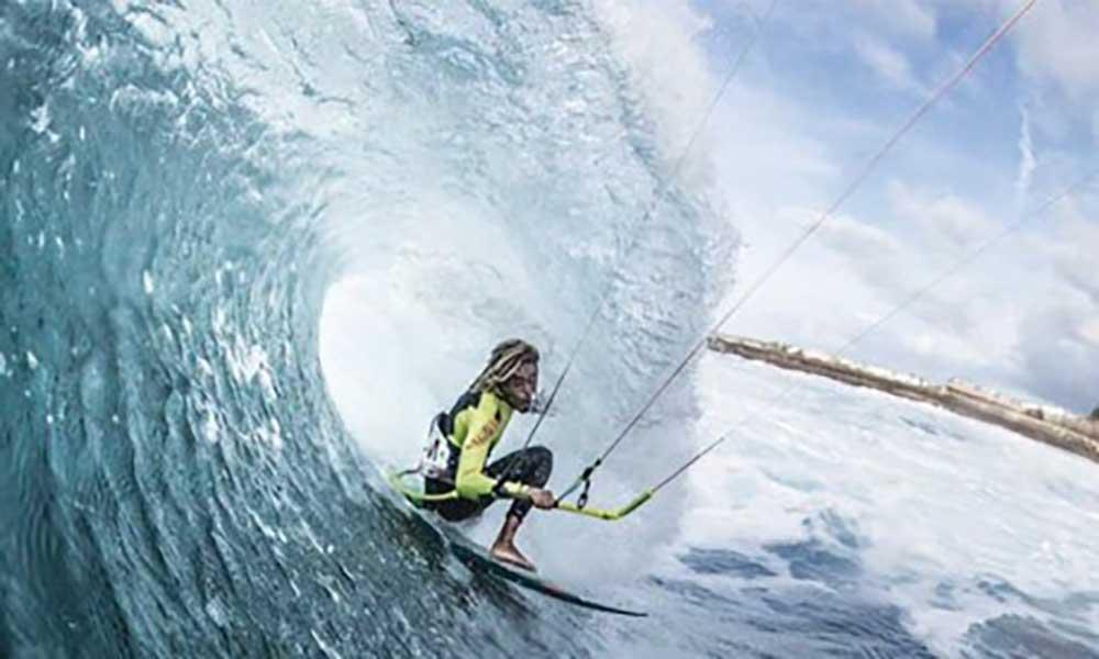 Sal : Kite Beach acolhe campeonato de kitesurf