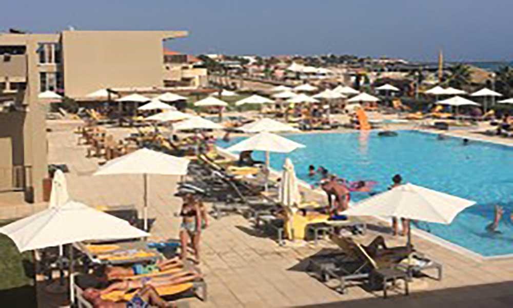 Turistas portugueses na hotelaria de Cabo Verde aumentam 9,4%