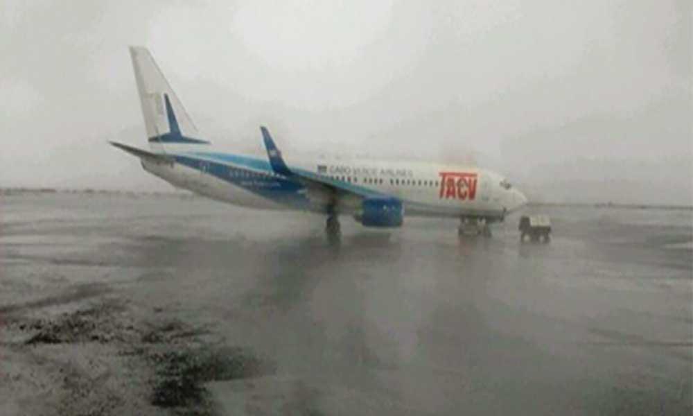 TACV continua sem voos internacionais nos próximos dias
