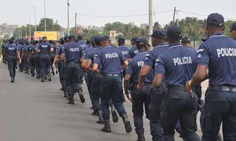 Elias Silva novo Comandante Regional da Policia Nacional na ilha do Sal