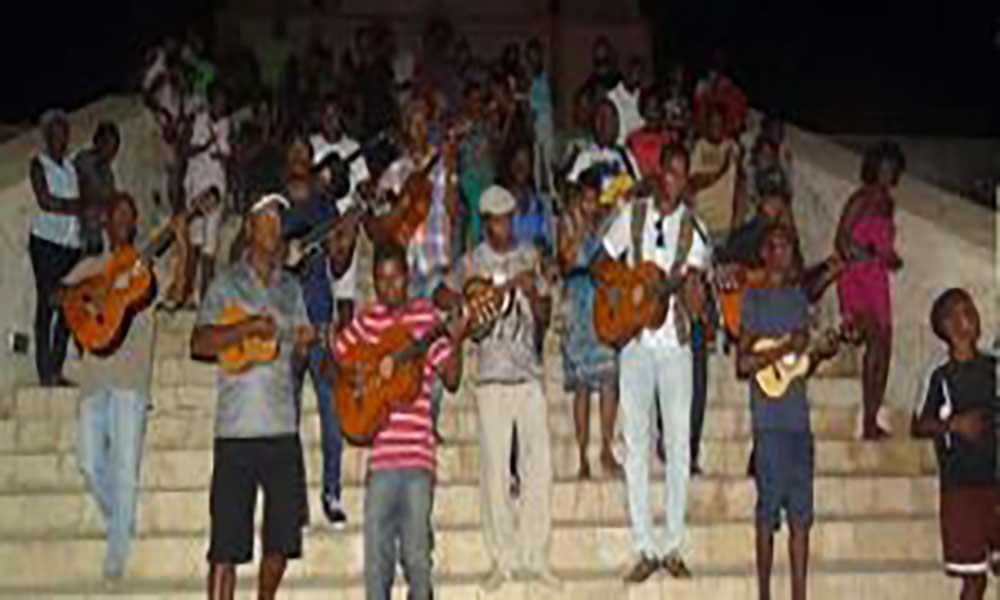 Ilha do Maio recebe pela primeira vez uma Serenata de Natal