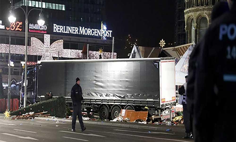 Novo balanço aponta para 12 mortos e 48 feridos em Berlim