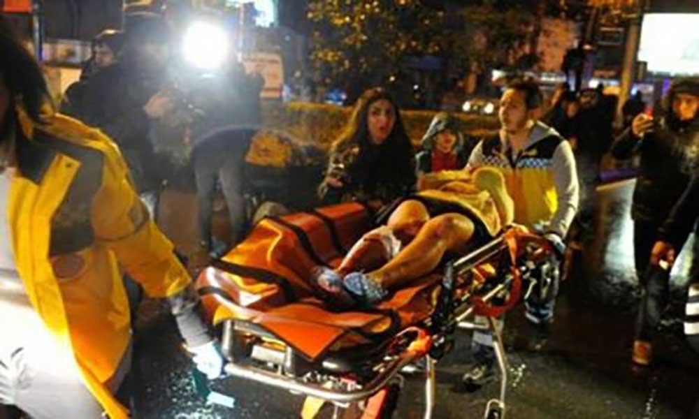Ataque na Turquia faz pelo menos 39 mortos