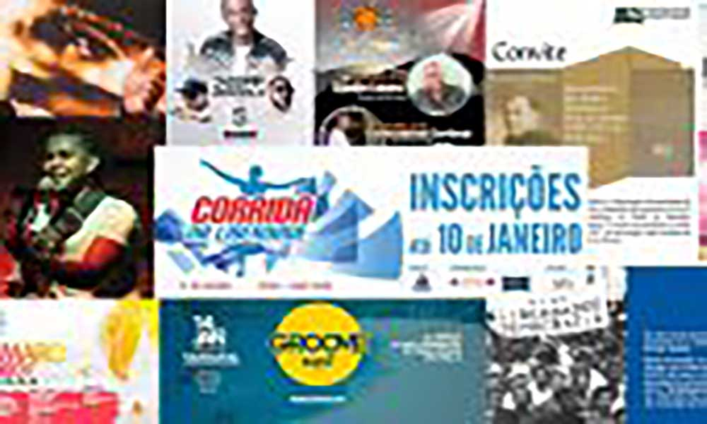 Agenda Cultural de 12 a 18 de Janeiro