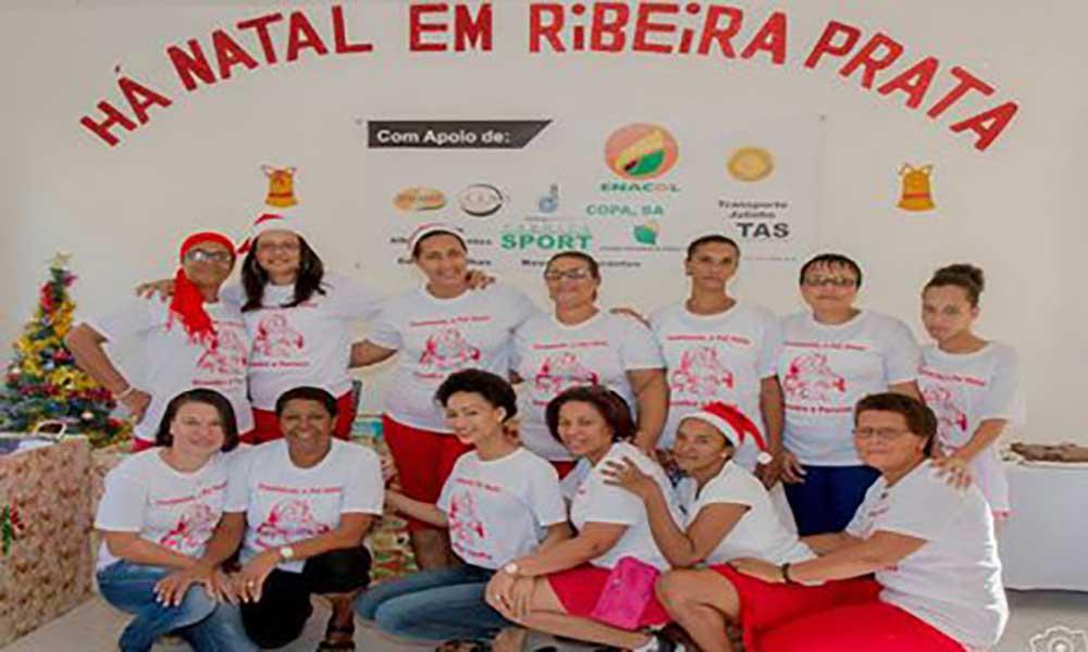 """Natal 2017: Campanha """"O Pai Natal Volta ao Paraíso"""" já está em curso para ajudar Ribeira Prata"""