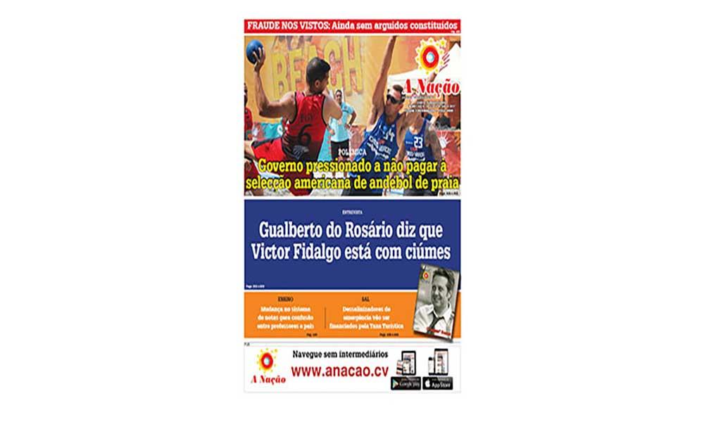 Destaques da edição 489 do Jornal A NAÇÃO