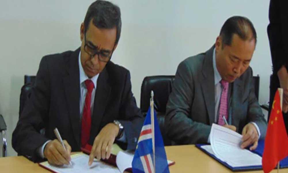 China intensifica empréstimo a Cabo Verde para a governação electrónica