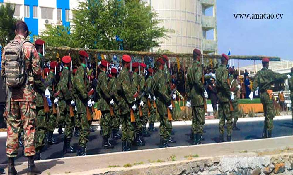 Forças Armadas comemoram 50 anos