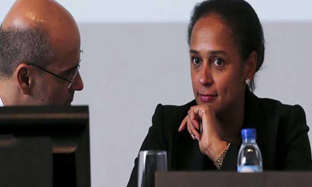 Recurso no Constitucional angolano sobre Isabel dos Santos por admitir há três semanas