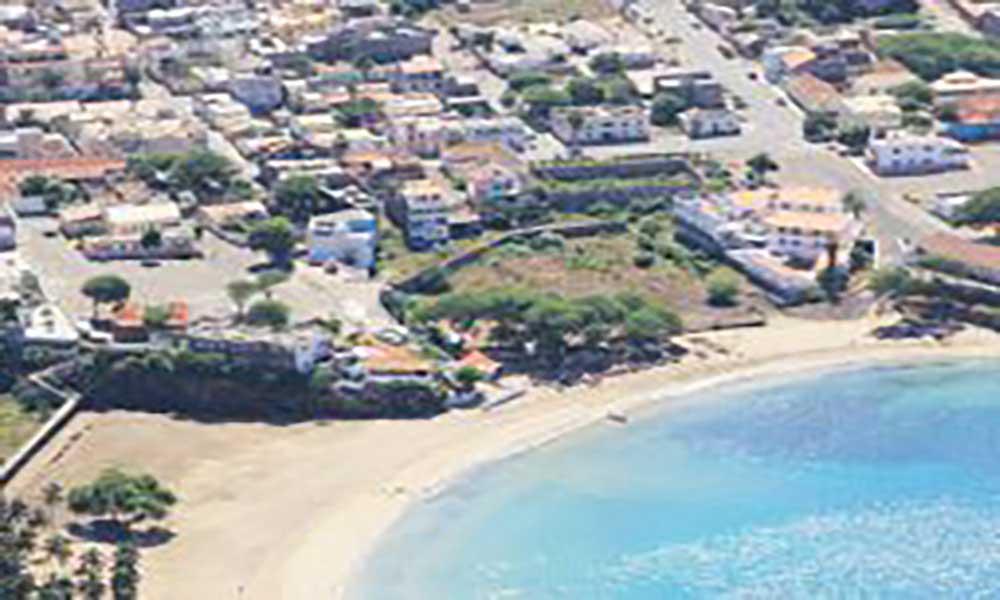 Oásis Atlântico constrói hotel de cinco estrelas no Tarrafal