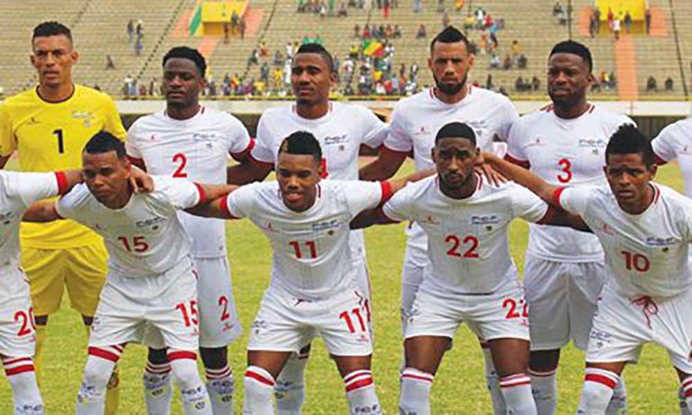 CAN 2019: Cabo Verde no grupo L de qualificação
