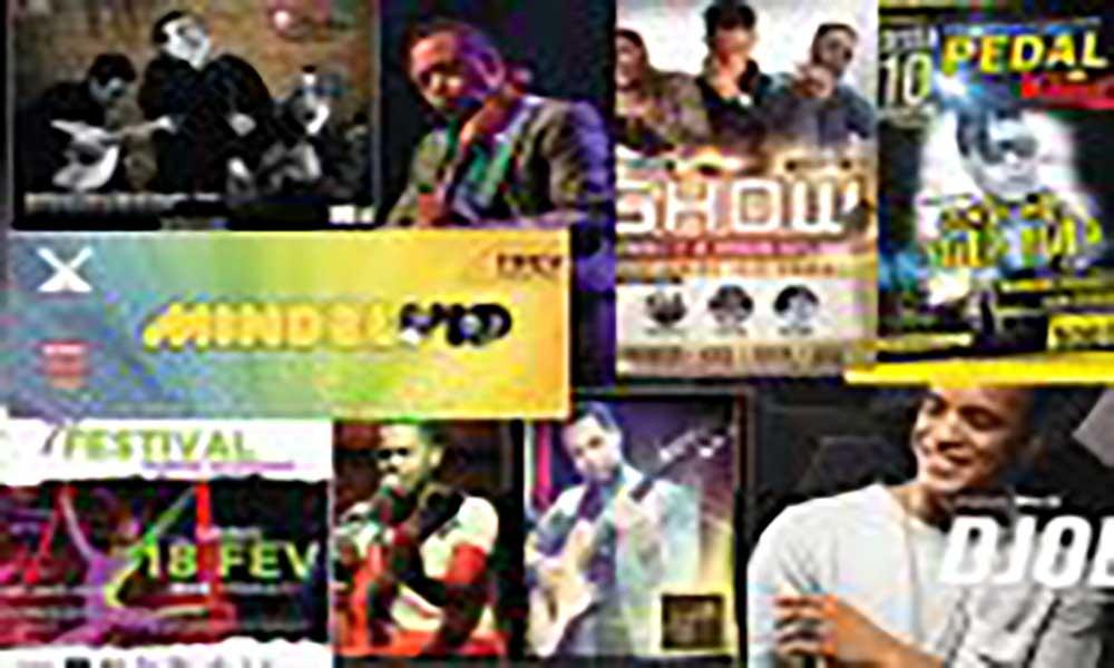 Agenda Cultural 09 a 15 de Fevereiro