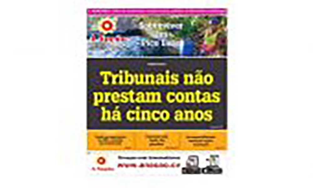 Destaques da edição 492 do Jornal A NAÇÃO
