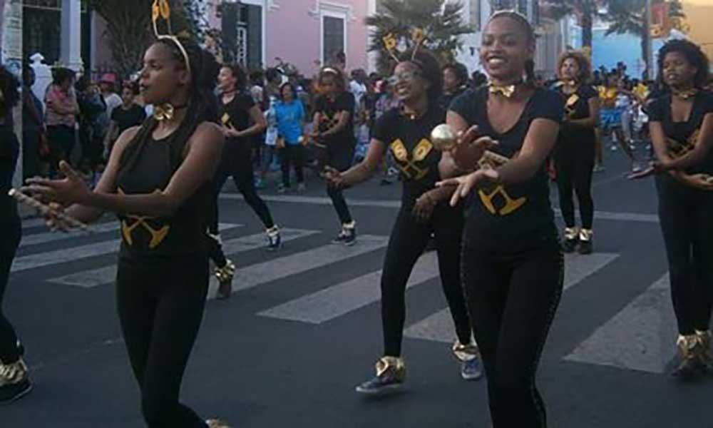 São Vicente: Escolas secundárias levam mensagens à Morada