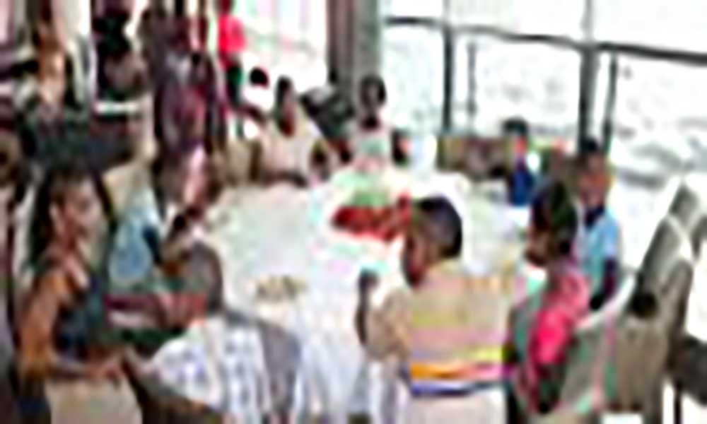 Colmeia promove encontros no interior de Santiago com famílias com membros com deficiências