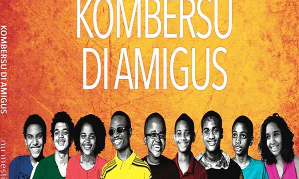"""Kombersu di Amigus"" apresentado hoje na Praia"