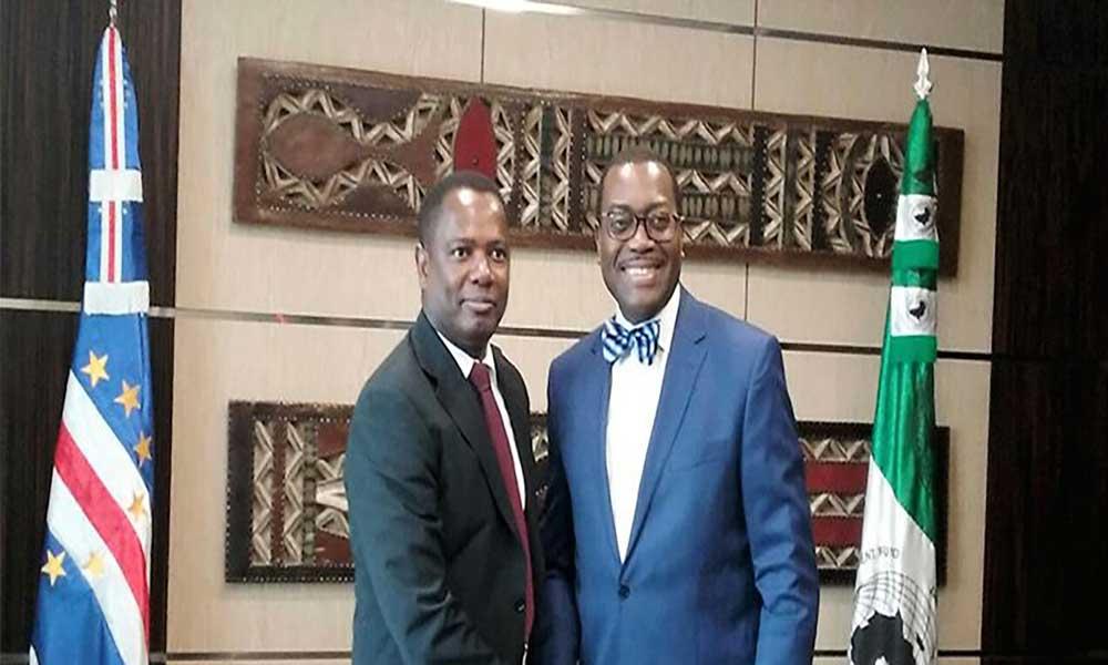 Áreas prioritárias de Cabo Verde estão alinhadas com o top 5 do Banco Africano de Desenvolvimento