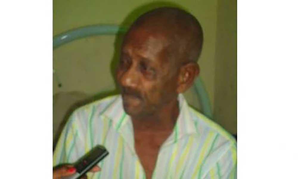 Morreu Antão Barreto: O ancião tocador de gaita