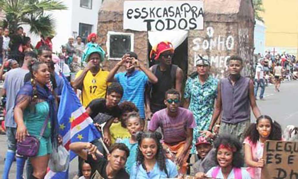 """São Vicente: """"Casa para todos"""" na mira do prémio Kakóy"""