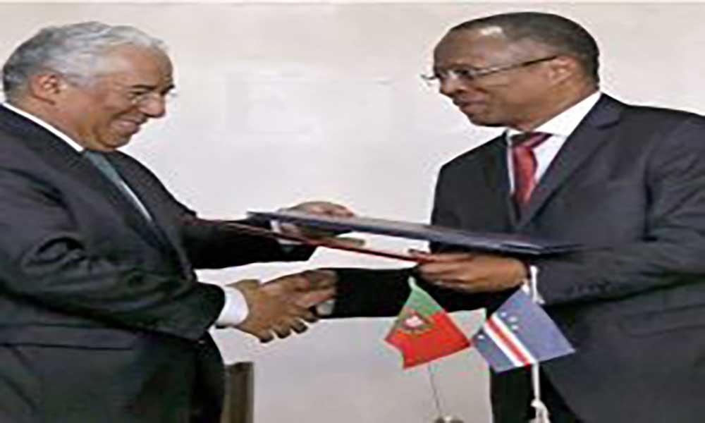 PM português acredita em solução que satisfaça todos na questão da dívida de Cabo Verde
