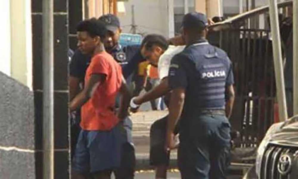 Praia: PN apresenta 39 indivíduos ao Ministério Público